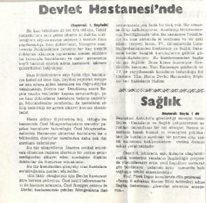 Çukurova demokrat gazetesi-1990.Nusret Fişek, Sağlık Bakanının Görevden Alınması istendi sayfa 4 1indevamı