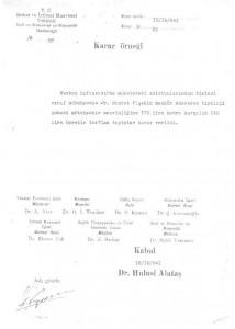 İŞ terfi 12.12. 1941.