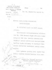 İŞ terfi 1941