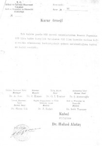İŞ terfi 1941.1.karar no:25