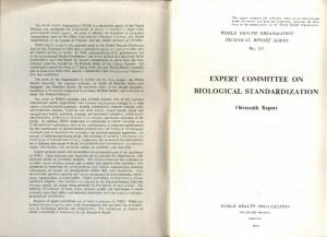 Biyolojik standardizasyon Raporu1