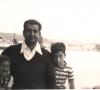 Prof.Dr Nusret Fişek Oğulları ile Birlikte(Prof.Dr.Gürhan Fişek,Prof.Dr.Kurthan Fişek)