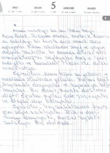 Prof.Dr.Muammer Kayhan'dan Mektup sayfa:2