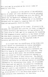 RESEARCH PLAN 1973 SURVEY OF POPULATION PROBLEMS IN TURKEY-syf13