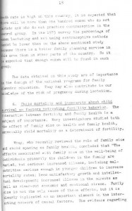 RESEARCH PLAN 1973 SURVEY OF POPULATION PROBLEMS IN TURKEY-syf18
