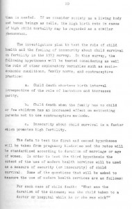 RESEARCH PLAN 1973 SURVEY OF POPULATION PROBLEMS IN TURKEY-syf20