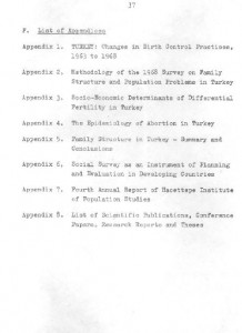 RESEARCH PLAN 1973 SURVEY OF POPULATION PROBLEMS IN TURKEY-syf37