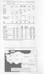 RESEARCH PLAN 1973 SURVEY OF POPULATION PROBLEMS IN TURKEY-syf8