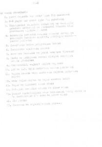 Sağlık ve Sosyal Yardım Bakanlığı Ana Çocuk Sağlığı Hizmetlerini Geliştirme Program Tasarısı 1972-1978-EK-1
