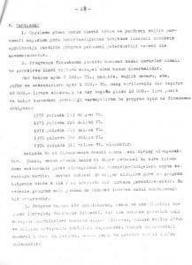 Sağlık ve Sosyal Yardım Bakanlığı Ana Çocuk Sağlığı Hizmetlerini Geliştirme Program Tasarısı 1972-1978-sayfa12