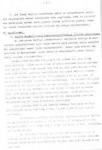 Sağlık ve Sosyal Yardım Bakanlığı Ana Çocuk Sağlığı Hizmetlerini Geliştirme Program Tasarısı 1972-1978-sayfa3