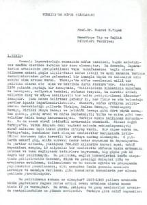 Türkiye'de Nüfus Planlaması sayfa 1
