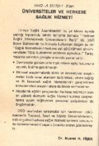 TOPLUM HEKİMLİĞİ BÜLTENİ SAYI 3-SYF-SON