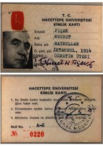 Hacettepe Üniversitesi Kimlik Kartı