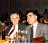 Dr.Abdullah Servet ile birlikte bir Türk Tabipleri Birliği toplantısında