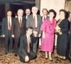 Malatya'da eşi ve meslektaşlarıyla (14 Mart 1987)