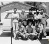 Kazan-Ankara Sağlık Ocağı'nda Stajyer Doktorlarla (Temmuz 1978)