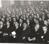 Ankara Tabip Odası Kongresi'nde (Bakanlar Faruk Sükan, Vedat Ali Özkan ile)