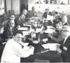 """Dünya Sağlık Örgütü Tıp Eğitimi Toplantısında """"Demographic Change ve Middle East"""" Tartışma Grubu, 1972"""