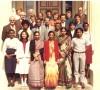 Exeter - İngiltere Mart 1984 (Instute of Population Studies'de kurs öğrencileriyle))